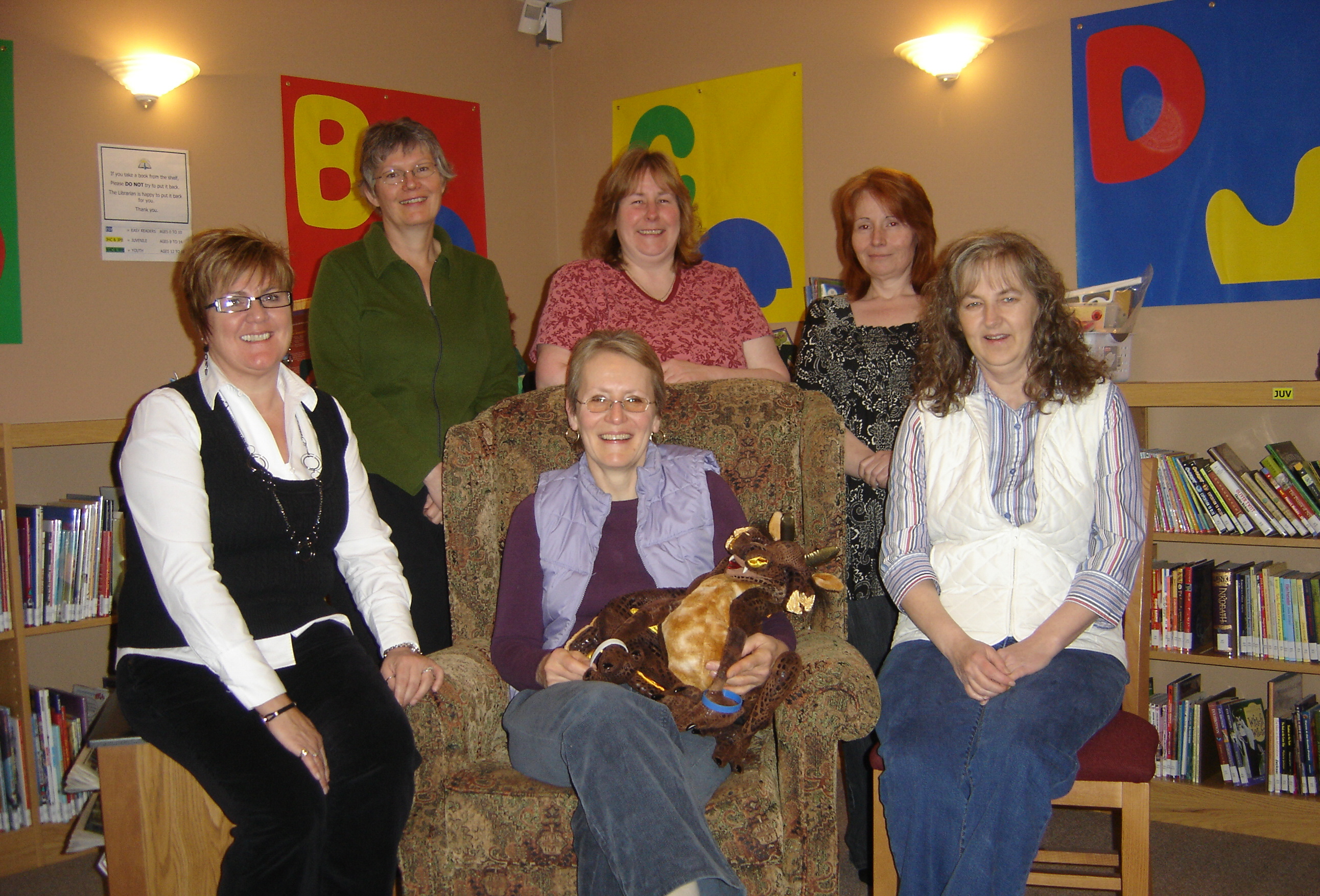 Board Pictures 2007
