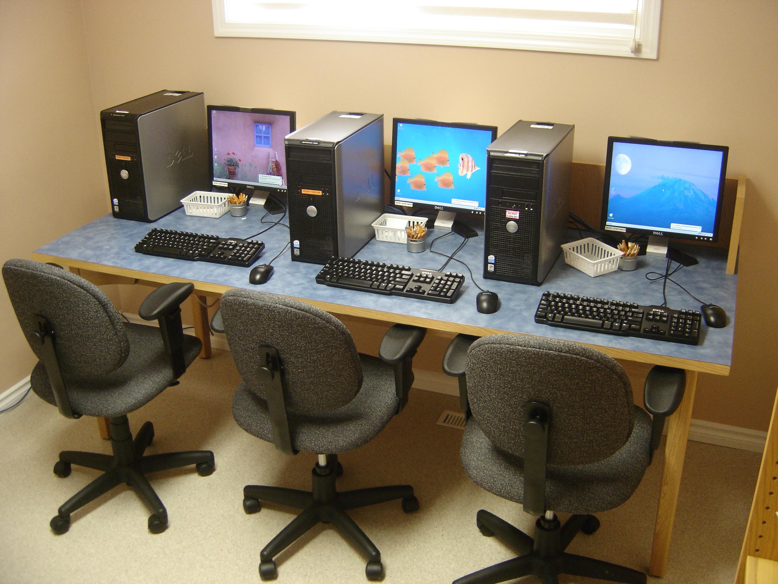 Internet Stations