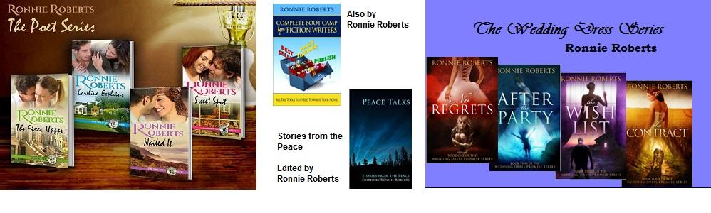 Ronnie Roberts Books